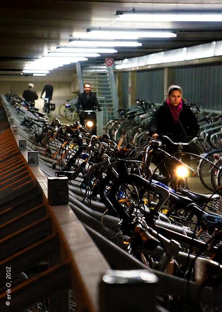 Kop van Kessel-Lo / Station Leuven 19 jan 2012