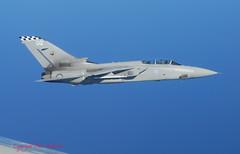 Tornado F.3 ZG798 'GQ' 43 (F) Sq 30-04-07