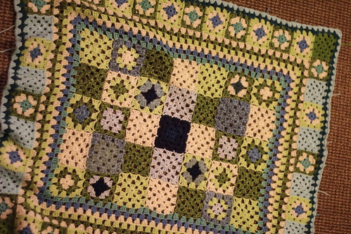 green fields crochet blanket 4