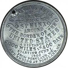 colonial jack token