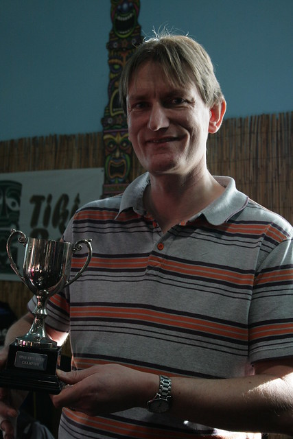 Chris Harding - Star City Champion 2012