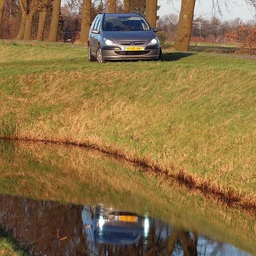 2x Peugeot 307