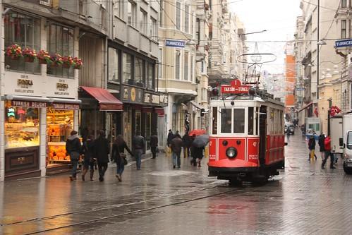 İstiklal Caddesi - İstanbul, Türkiye