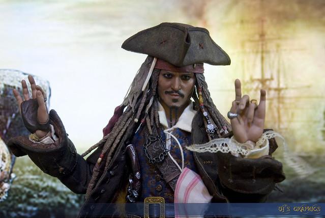Jack Sparrow Hand Gest...