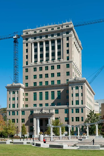 Buncombe County Courthouse and City Hall, Asheville, NC | Flickr ...