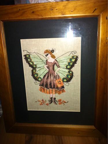 Mirabilia Halloween fairy
