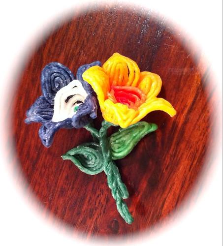 Wikki Stixs Flowers