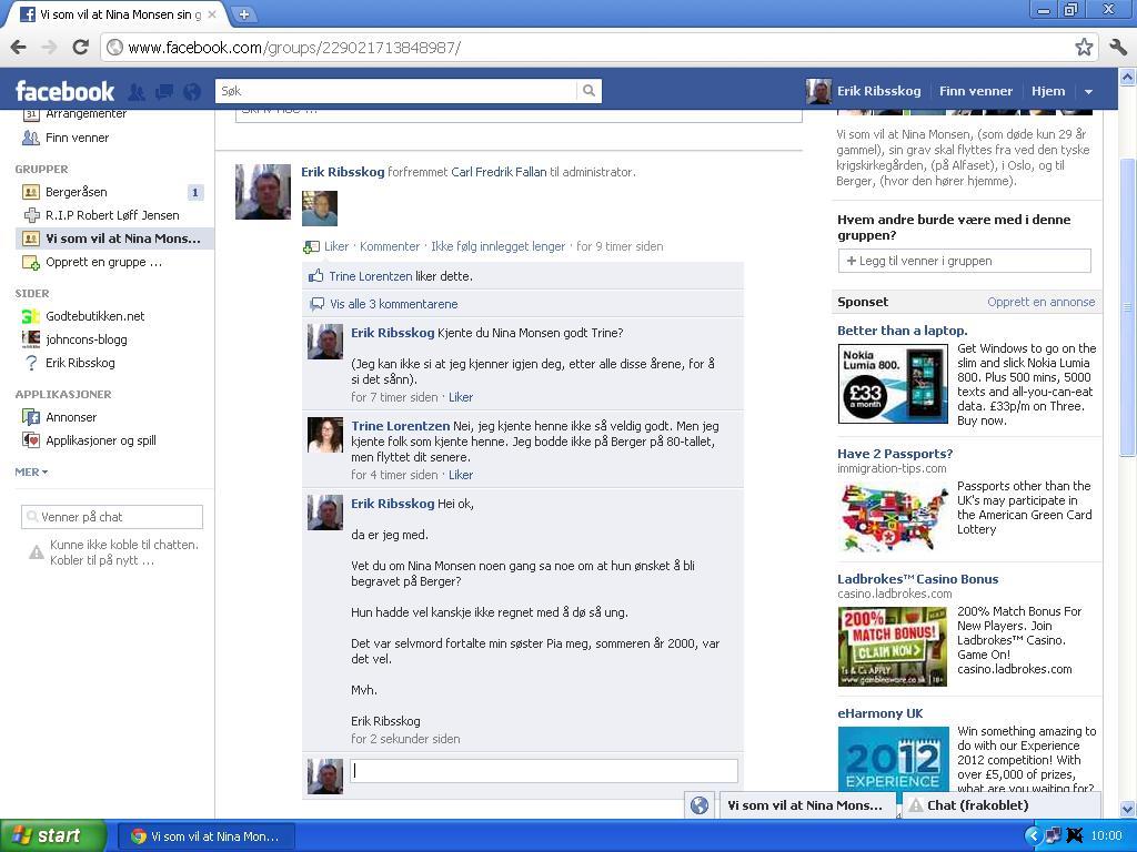 enda mer om nina monsen facebook
