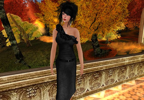 LOULOU&CO - Dress Mary (Where is the concert Hunt) by Cherokeeh Asteria