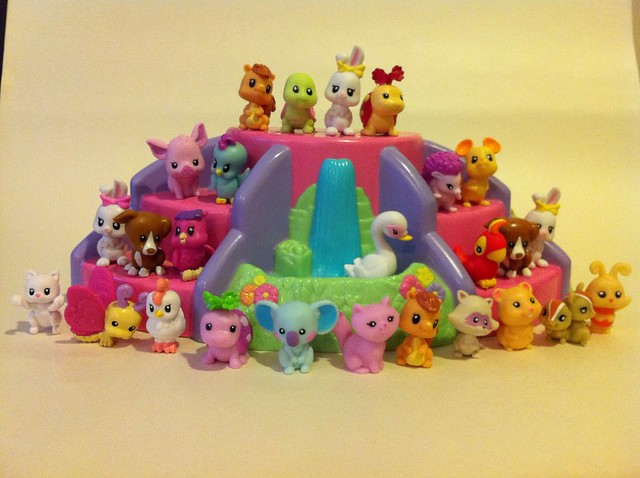 My Little Pony Toy Food : My little pony g pets flickr photo sharing