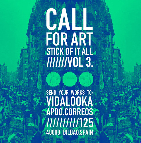 Call for art!!!! Stick Of It All Vol.3 Coming soon lookos!!!