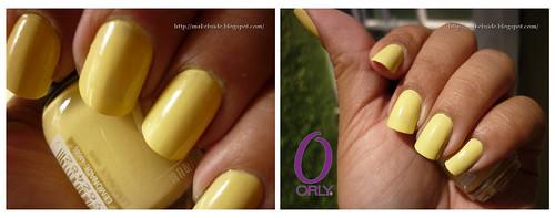 Orly - Lemonade