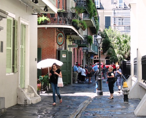St. Peter Street, New Orleans (c2012 FK Benfield)