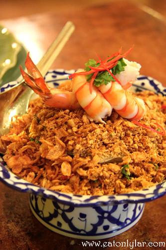 Pomelo Salad, Erawan Classic Thai & Fusion