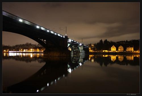 Eisenbahnbrücke Güls