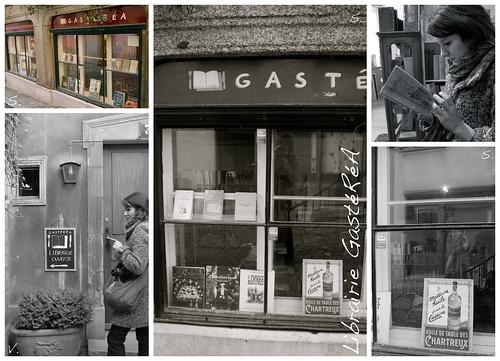 Librairie Gastéréa, Losanna
