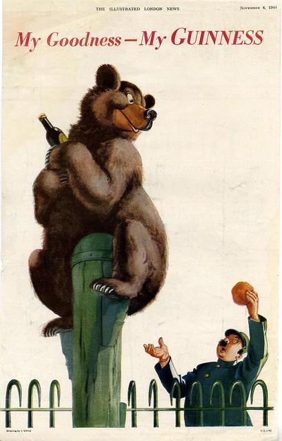 Guinness-bear-1944