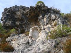 La Grotta con l'Edicola di San Michele