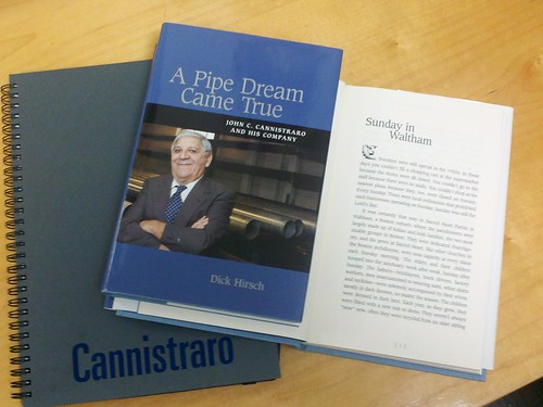 Day 2: A Pipe Dream Came True by JC Cannistraro