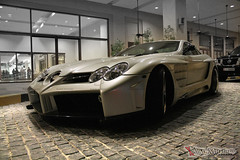 FAB Design Mercedes-Benz SLR Desire in Alain