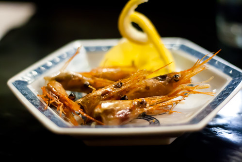 Shrimp Heads at Kaito