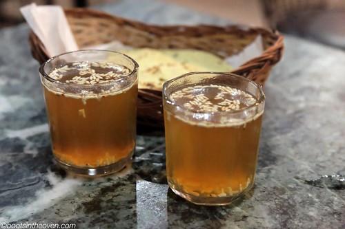 Jhawaikhattee (toasted rice booze)