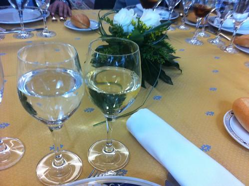 Madrid | Biblioteca Nacional de España | Agua y vino, sin mezclar