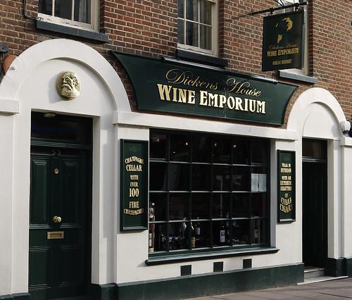 Dickens House Wine Emporium