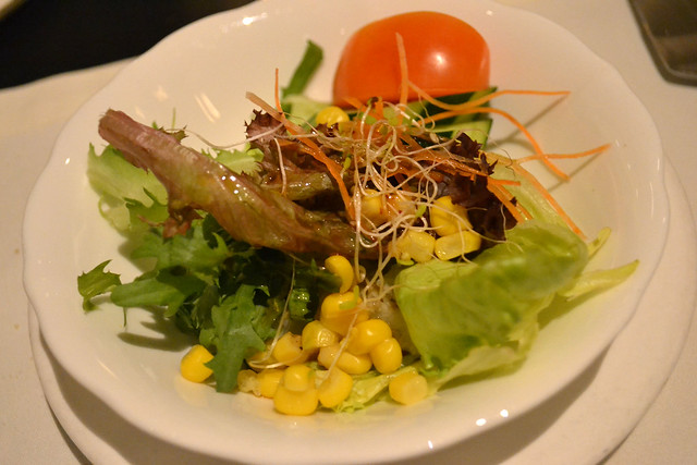 Salad, Angus Steak House