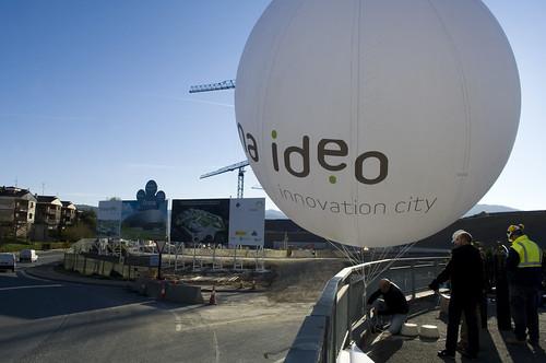 Inauguración de las obras de Orona IDeO– Innovation City
