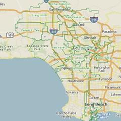 LAUSD maps