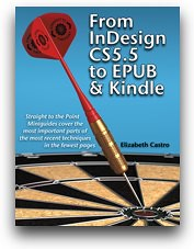 From InDesign CS 5.5 to EPUB and Kindle