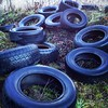 Tires - I just learned Moon Mt. City Park seems to be nothing more then a tire dump. How fun.