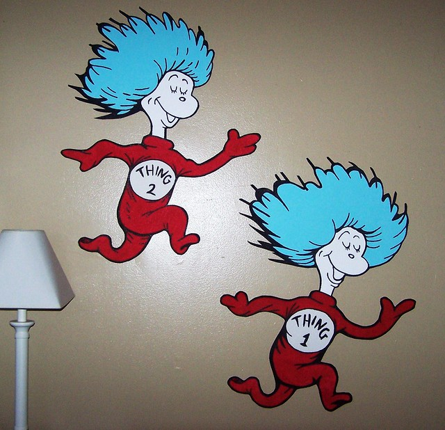 Photo for Dr seuss mural