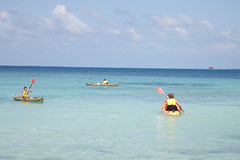 Resort Activities - Kayaking