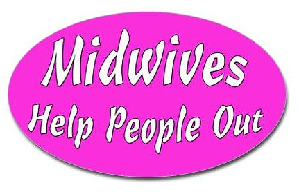 Midwives Sticker