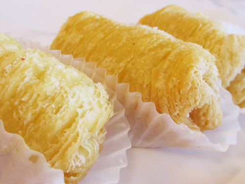 Dim Sum: Crispy Taro Pastry