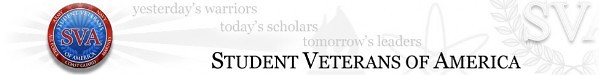 Google Student Veterans of America (SVA) Scholarship Launches