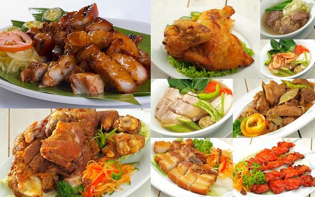 Food in Baguio