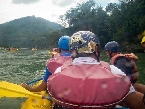 White Water River Rafting - Tabuk - Kalinga, Philippines (113903 - 120123)