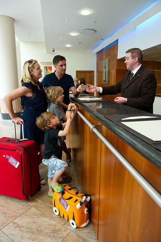 Getting Ready for Your Family Holiday Abroad