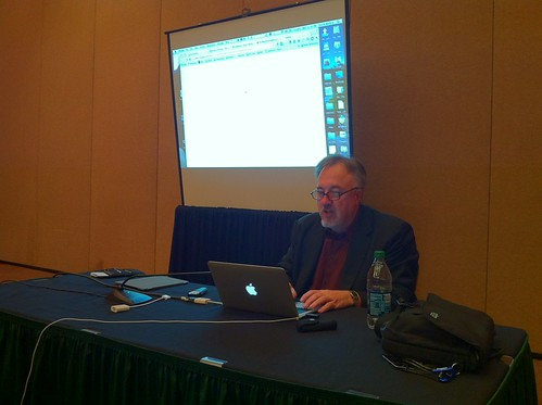 David Warlick at #otaem12