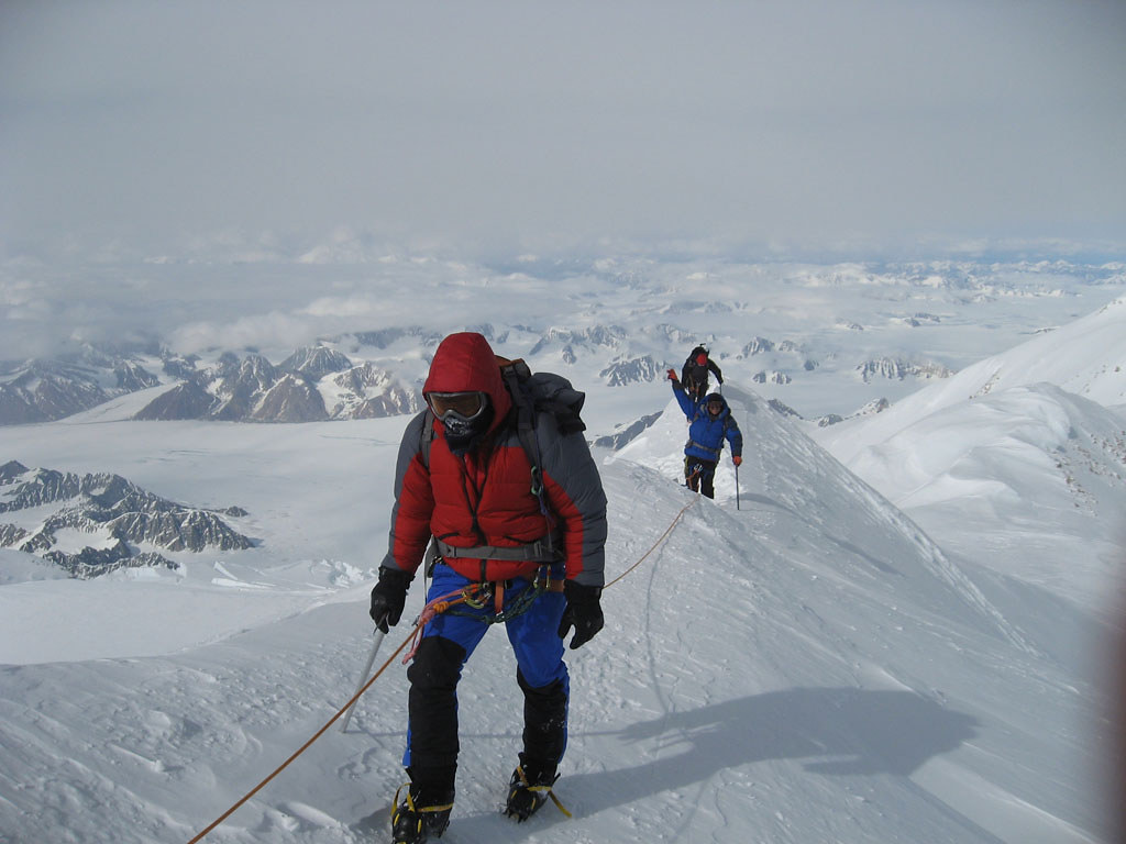 Calendar Itinerary Planner : Canada climb and expedition mount logan mountain madness