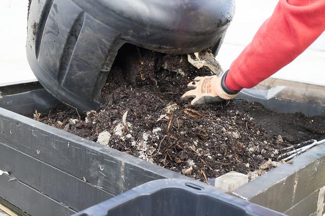 Spring Garden Cleanup March 15_13