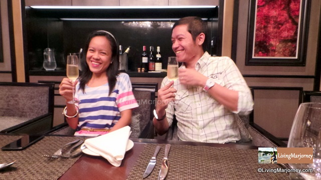 Wine Appreciation Night at Spiral, Sofitel Manila