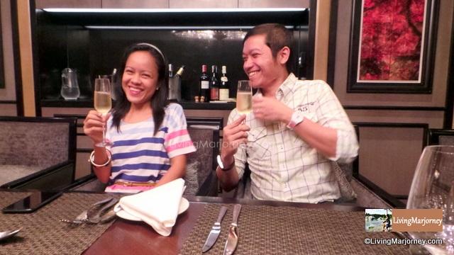 Wine Appreciation Night at Spiral, Sofitel Manila