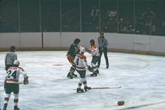 Washington Capitals vs Colorado Rockies, Feb 1979