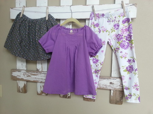 2 spring outfits!