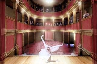 Noicattaro. Teatro cittadino front