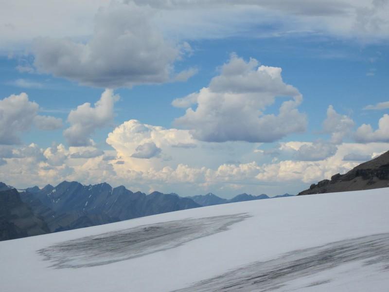 Bonnet Glacier